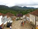 Vista de Tiradentes. (Foto: CMC)