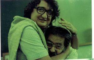 (À esquerda. Foto é arquivo pessoal, que tirei agora do site do JB, www.jb.com.br)