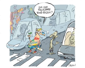 Charge do Jean, brilhante.