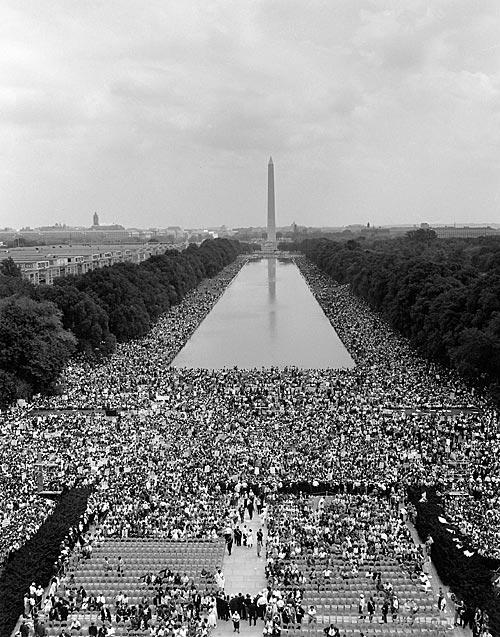 Marcha Sobre Washington, em 28.8.1963