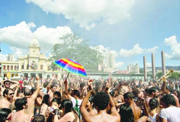 Pré-Carnaval já acontece em Beagá. Foto: Cristiano Trad/O Tempo.