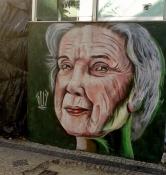 Grafite de Marcelo Gud na rua Fernandes Tourinho, na Savassi. Fotografado por Beto Trajano em 2.5.2014.