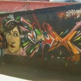 Grafite na av. Professor Alfredo Balena, em Santa Efigênia. Foto tirada por Beto Trajano, em 18.7.2014.