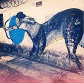 Grafite na av. dos Andradas. Fotografado por Guilherme Ávila e publicado originalmente em seu Instagram em abril/2014: http://instagram.com/guilherme_avila