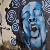 Grafite na rua Tomé de Souza, no muro da Escola Estadual Barão do Rio Branco, na Savassi. Fotografado por CMC em 18.12.12.