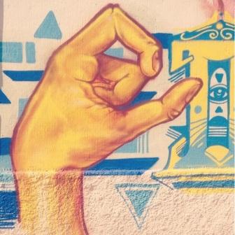 Grafite na Contax, no Prado. Fotografado por Guilherme Ávila e publicado originalmente em fevereiro/2014 em seu Instagram: http://instagram.com/guilherme_avila