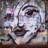 Grafite na Fumec, rua Cobre, 200, Cruzeiro. Fotografado por Guilherme Ávila e publicado originalmente em março/2014 em seu Instagram: http://instagram.com/guilherme_avila