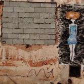 Grafite na rua Major Barbosa, no Santa Efigênia. Fotografado por CMC em 13.4.2014.