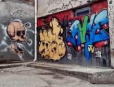 Vila Ponta Porã, na rua Ponta Porã, Santa Efigênia, região leste da cidade. Fotografado por CMC em 14.4.2014.