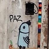 Grafite na rua Palmira, no Serra. Fotografado em 25.4.2014 por CMC.
