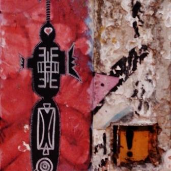 Grafite na rua dos Inconfidentes com Pernambuco. Foto tirada por CMC em 12.11.2014.