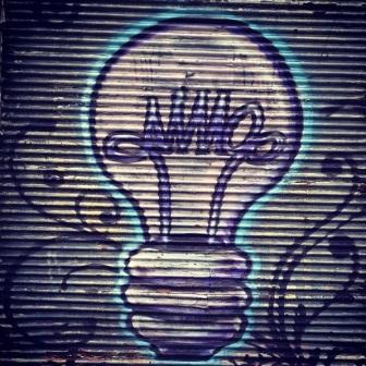 Grafite de Amigo(DEP), na praça Floriano Peixoto, Santa Efigênia. Fotografado por Guilherme Ávila e publicado originalmente em janeiro/2014 seu Instagram: http://instagram.com/guilherme_avila
