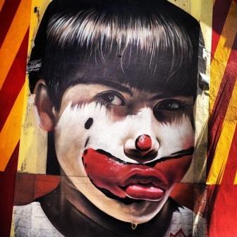 Grafite de Zack no Colégio Soma, na rua Espírito Santo, 1320, centro. Fotografado por Guilherme Ávila e publicado originalmente em seu Instagram em agosto/2013: http://instagram.com/guilherme_avila