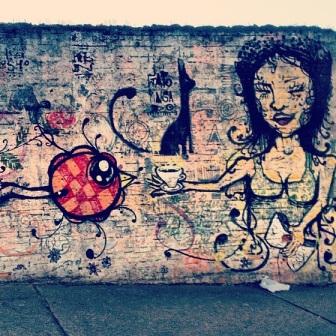 Grafite de Mosh no Viaduto da Floresta. Fotografado por Guilherme Ávila e publicado originalmente em seu Instagram: http://instagram.com/guilherme_avila
