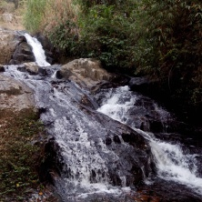 Cachoeira dos Amores, em São Bento do Sapucaí (SP)