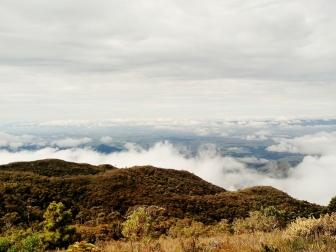 Pico do Itapeva, mais de 2.000 m de altitude
