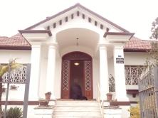 Entrada do Museu Casa da Xilogravura