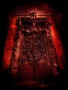 Porta do Inferno de Dante (Rodin)