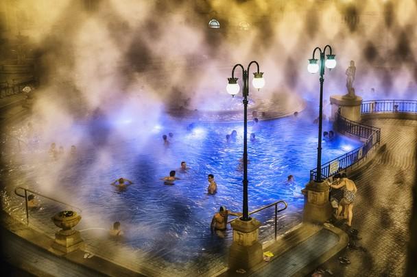 Foto de Triston Yeo, em Budapeste, Hungria