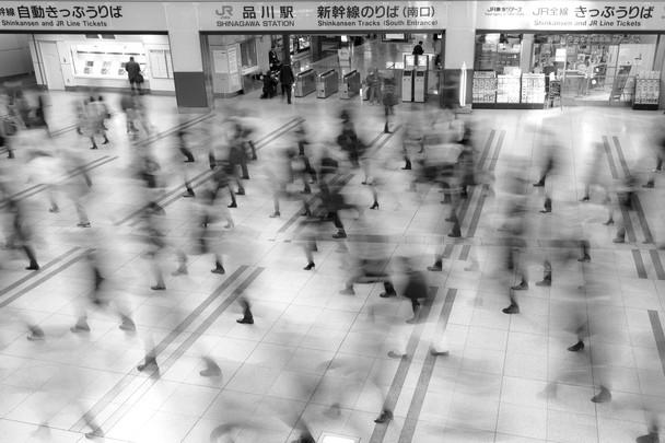 Foto de Peter Franc, em Tóquio