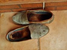 Sapato de roça