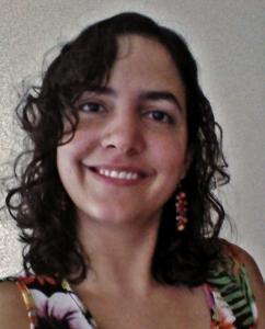 Foto de ontem, com o cabelo na altura dos ombros.