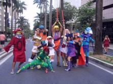 A turma todinha do He-Man!!! Foto enviada por Sílvia Maia :)