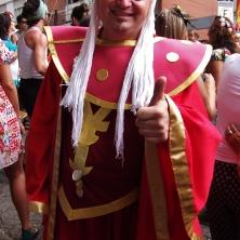 Mestre dos Magos! Foto: CMC