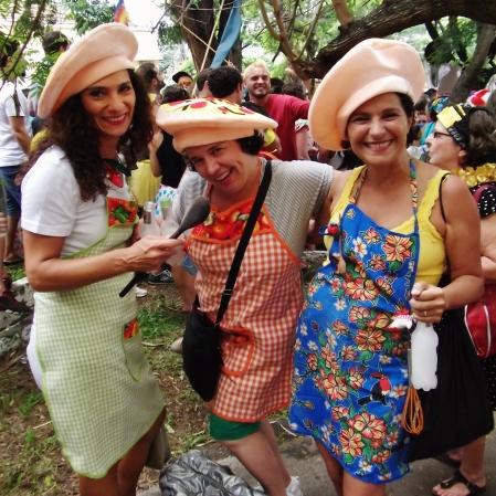 Chefs de cozinha, ou pizzaiolas! Foto: CMC