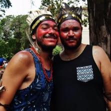 Índios! Foto: CMC