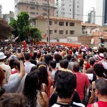 Nuh! Quanta gente! Foto: CMC