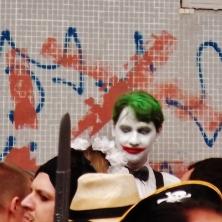 O Curinga de Batman... Foto: CMC