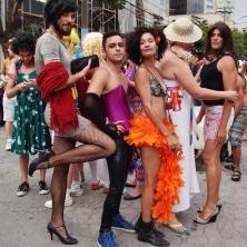 Várias madames! Foto: CMC