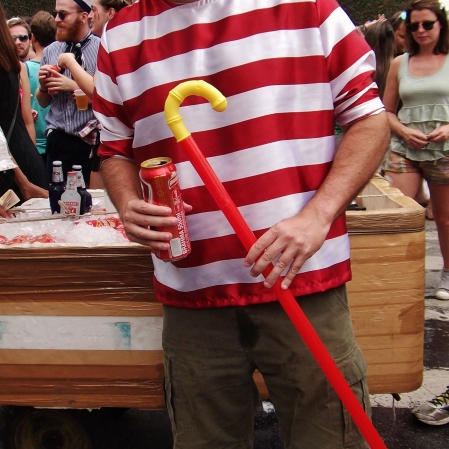Onde está Wally? :) Foto: CMC