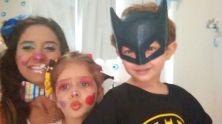 Ó o Batman aí, gente! Foto enviada por Regiane Suela