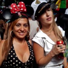 A Minnie e a capitã. Foto: CMC