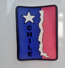 Chile! Foto: CMC, em 9/4/2015