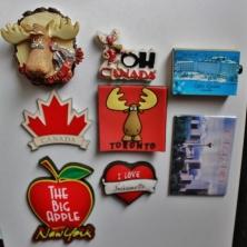 Canadá e uma maçã de NY meio deslocada. Foto: CMC, em 27/3/2015
