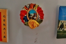 Medalhinha de São Jorge. Foto: CMC, em 27/3/2015