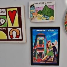 Mais Uruguai, Peru, Argentina e Bolívia (a tradicional folhinha de coca). Foto: CMC, em 27/3/2015