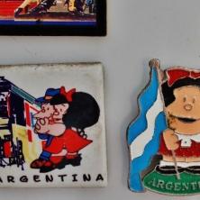 Mafalda! Argentina! Foto: CMC, em 27/3/2015