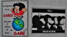 Mais Mafaldinha! Foto: CMC, em 27/3/2015