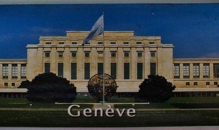 Genebra! Foto: CMC, em 27/3/2015