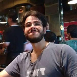 Rafael Vidigal em foto recente. Reprodução / Facebook