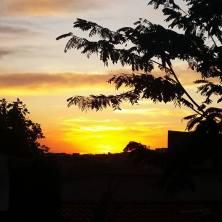 Foto tirada pela Gabi Castro no bairro Pirajá, em Belo Horizonte, no dia 12 de junho.