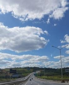 Foto tirada por Gabi Castro em 13.6.2015, na MG-10, a caminho de Confins.