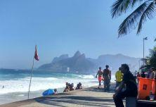 Foto de Juliana Lugão no Rio de Janeiro, em 14/6/2015