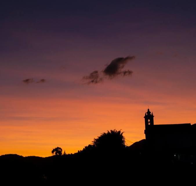 Foto de Leo Homssi em Ouro Preto (MG), tirada no dia 14 de junho.