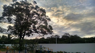 Foto de Valter Lima, em Aracaju (SE), tirada no dia 8 de junho.