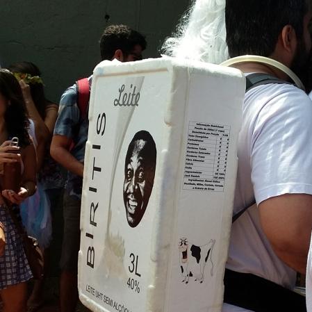 Biritis do Mussum ;) Foto: CMC